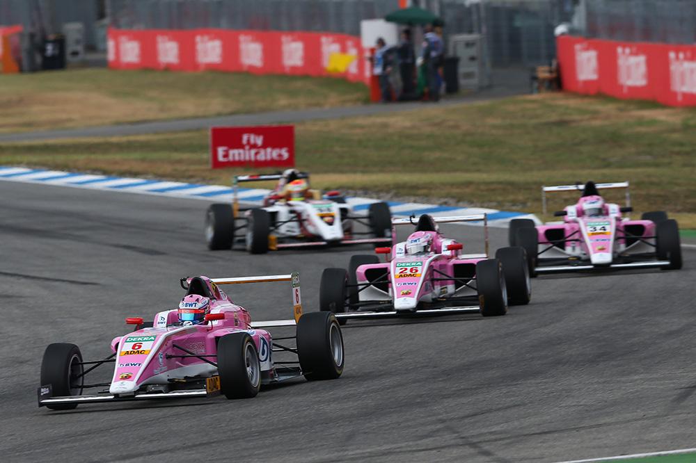 BWT Mücke Motorsport auf Tuchfühlung mit der Formel ...